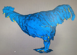 3D-Scan & 3D print